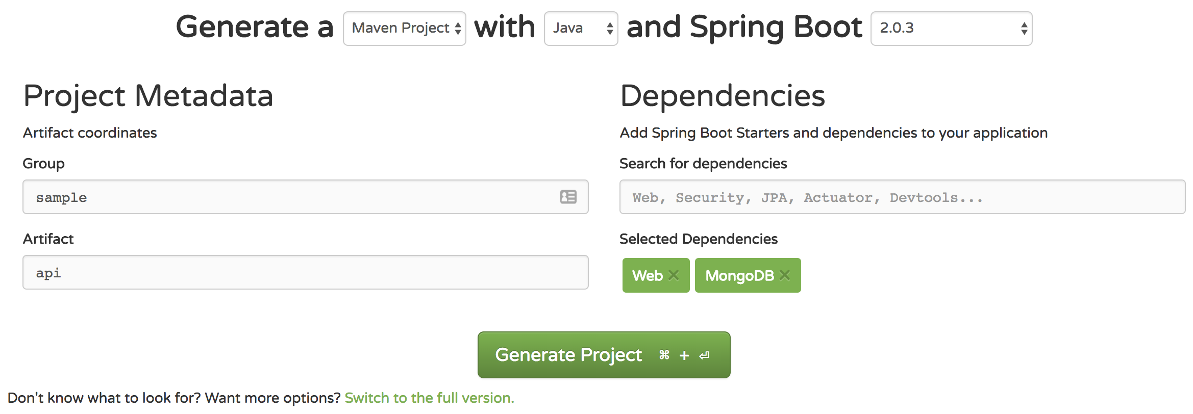 How to Design a RESTful Spring Boot API